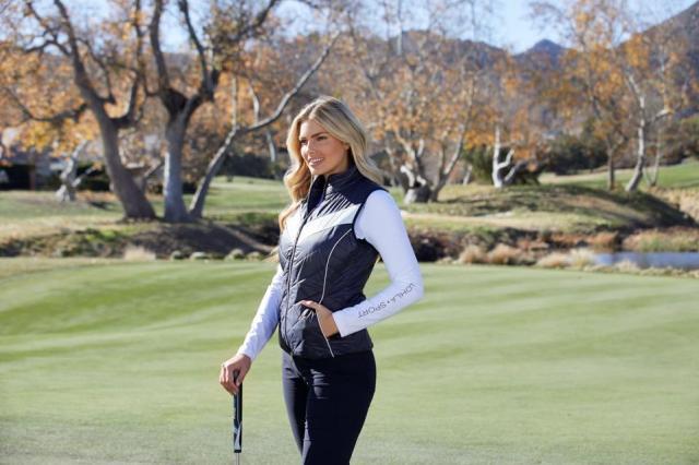 LOHLA women's golf apparel