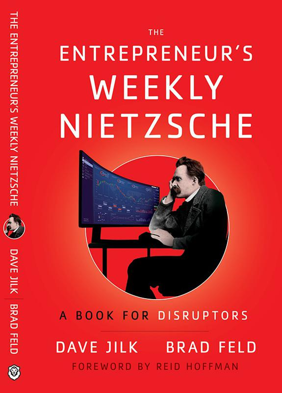 There's A Lot In Nietzsche Writings That Applies To Entrepreneurship And Leadership.