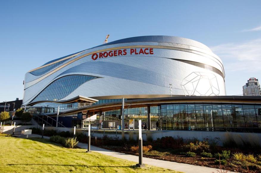Rogers Place Edmonton