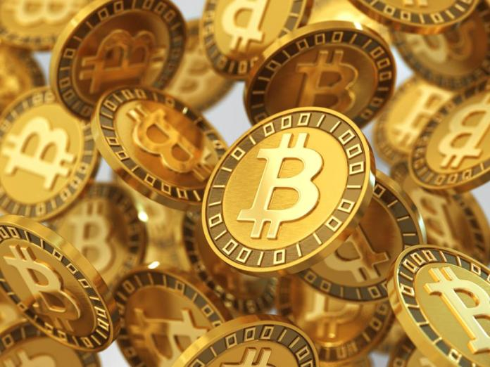 Bitcoin prices have been moving within a modest range lately.