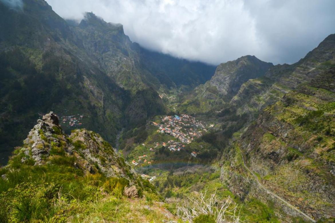 Touring the island of Madeira