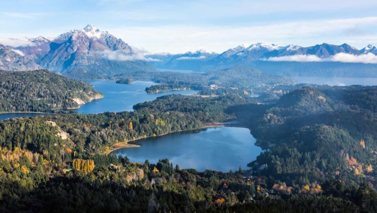 Argentine Parc national de Nahuel Huapi