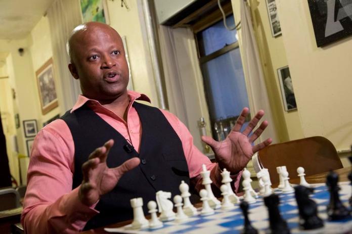 Black Chessmaster