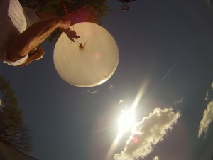 Weather Balloon CAM