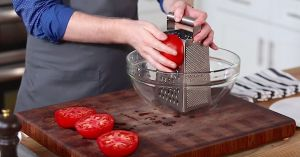 2016CSA_Summer_Jul_23 Food and Wine Tomato grated