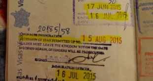 Extension de visa 30 jours en Thaïlande