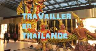 Emploi en Thaïlande