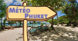 La Météo à Phuket (Prévision et tendance à l'année)