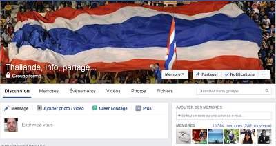 Thaïlande Info Partage