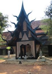 Visiter Chiang Rai – Maison noire 1
