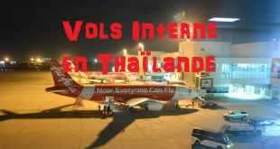 Vols internes Thaïlande - KanAir