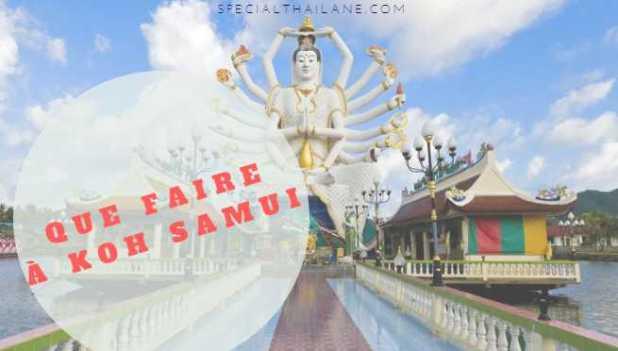 Visiter Koh Samui