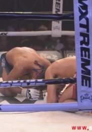 Boxe thai à Bangkok 1