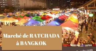 Marché de Ratchada - The New Rot Fai Market Ratchada