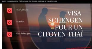 Faire venir sa copine thaïlandaise en France – Obtenir le Visa Schengen
