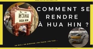 Que faire à Hua Hin ?