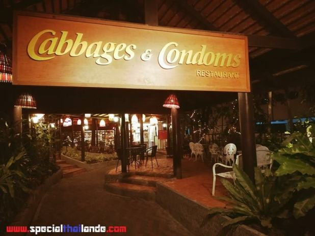 Cabbages and Condoms - Restaurant Bangkok