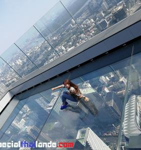 Mahanakhon SkyWalk Bangkok 5