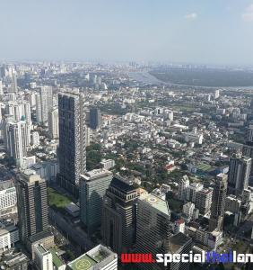 Mahanakhon SkyWalk Bangkok 7