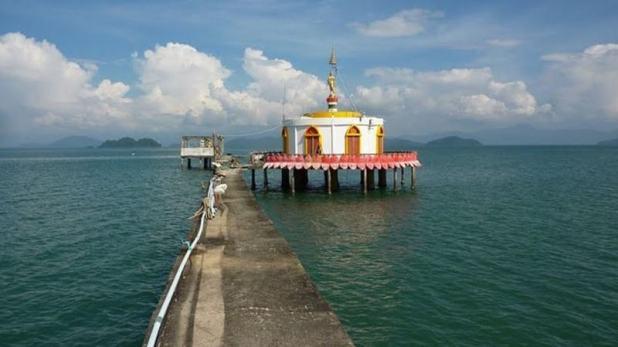 Temple de Ko Phayam