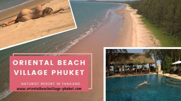 Oriental Beach Village Phuket - Hôtel Naturiste en Thaïlande