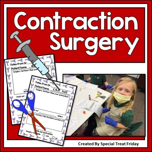 Contraction Surgery Ideas