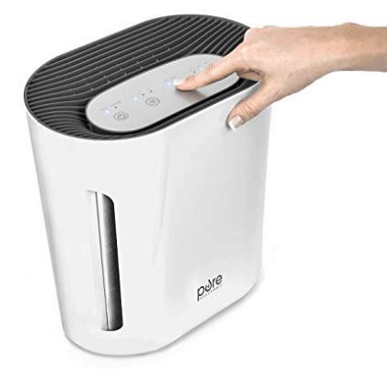 Second best UV light air purifier