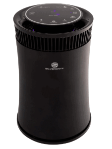 Silver Onyx Air Purifier for odor