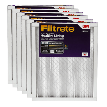 Best HVAC Furnace Filter for Pollen - Filtrete Healthy Living Ultra Allergen