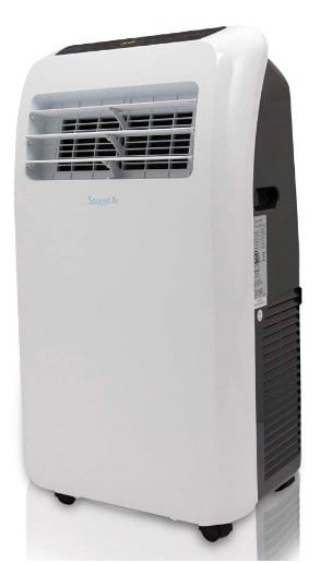 SereneLife Portable Air Conditioner and Fan Combo