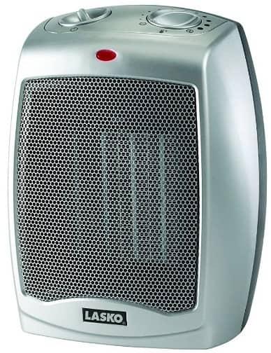 Lasko Ceramic Portable Space Heater Fan