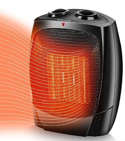 Trustech Space Heater 1500 Watt
