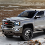 "2017 Sierra® Supercharged ZL® Off-Road 6"" Lifted or Leveled"
