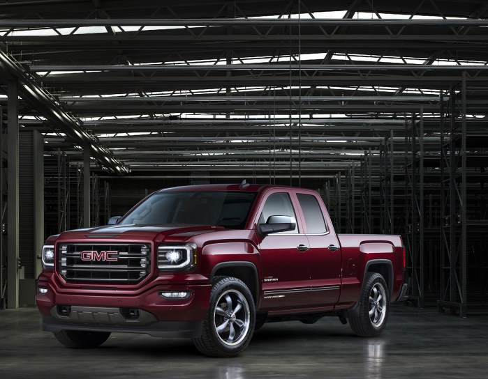2016-17 Sierra Supercharged Sport Edition 2″ Lowered