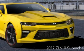 2017 ZL610 Supercharged Camaro