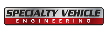 Specialty Vehicle Engineering Logo