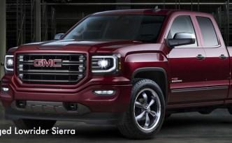 2018 Supercharged Lowrider Sierra