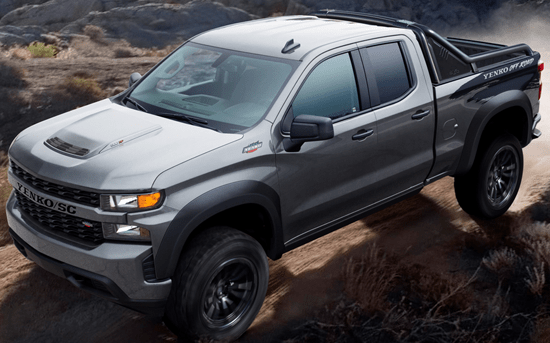 2021 800HP Yenko® Supercharged Silverado OFF-ROAD