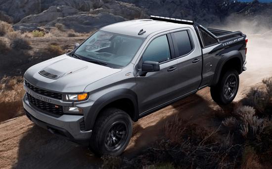 2021 710HP Yenko Supercharged Silverado Off-Road California Edition Small Pic 3