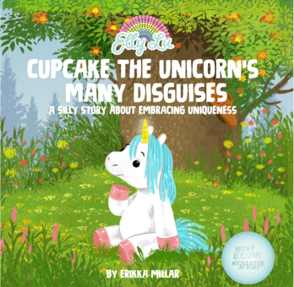 Cupcake the Unicorn Inclusion Book