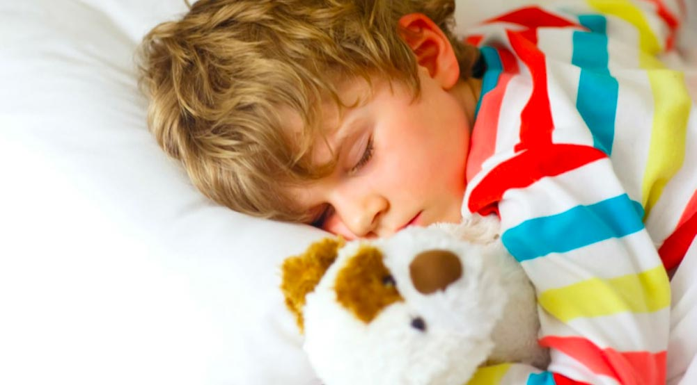 No Meds, No Melatonin, No Problem! A Good Night's Rest for Your Child with Special Needs