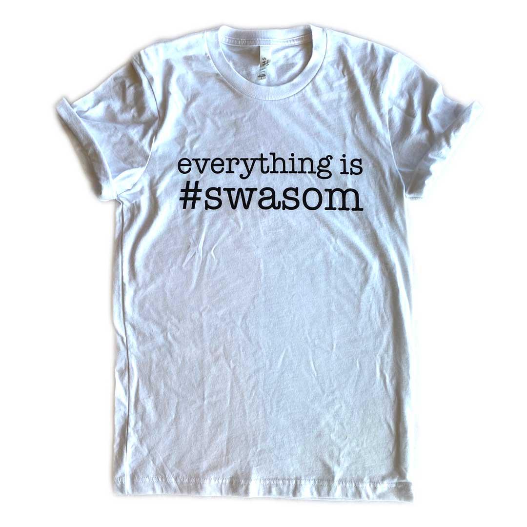 #SWASOM TEE SHIRT –  Adult Sizes