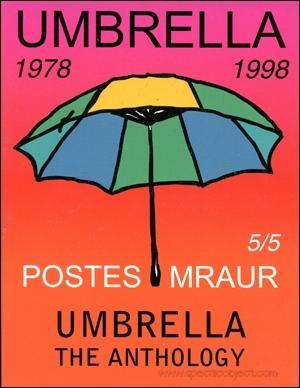 Umbrella : The Anthology, 1978 - 1998