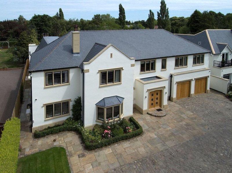 Luxury Property gets Glendyne treatment
