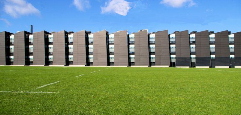 Creative solutions from Schöck at new University Design Centre