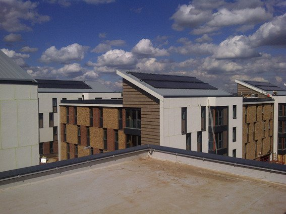 Kingspan Renewables Adds Ray Of Sunshine To Nottingham Campus