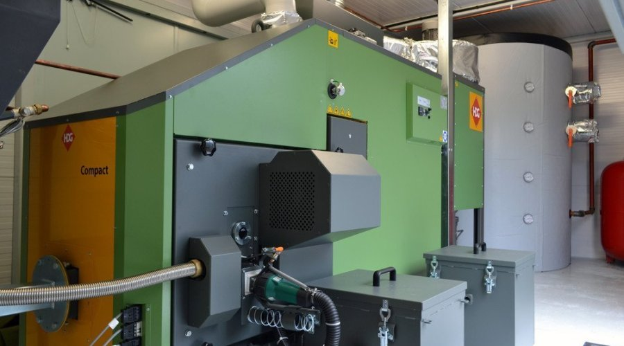A biomass solution made for the public sector