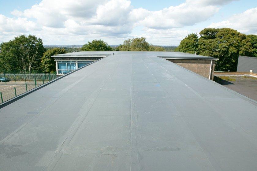 Stratex warm roof