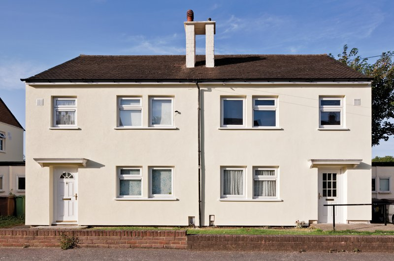 THERMAL UPGRADE FOR LUTON ORLIT HOUSES
