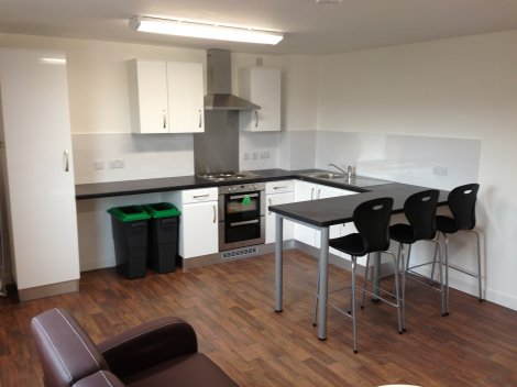 Project ff&e New Fortis Kitchen Range (1)